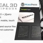 [Download] Real3D FlipBook v3.4.3 - WordPress Plugin