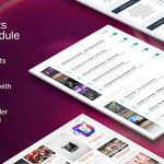 [Download] Events Schedule v2.4.4 - Events WordPress Plugin