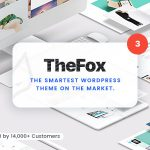 [Download Free] TheFox v3.3 - Responsive Multi-Purpose WordPress Theme
