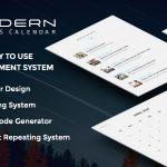 [Download Free] Modern Events Calendar v2.6.2 - Responsive Event Scheduler