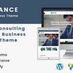 [Download Free] Finance v1.1.7 - Consulting, Accounting WordPress Theme