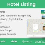 [Download Free] Hotel Listing v1.1.7 Plugins