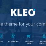 Download Free KLEO v4.3.6 – Next level WordPress Theme