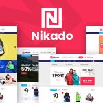 [Download Free] Nikado v1.0 - Responsive Theme for WooCommerce WordPress