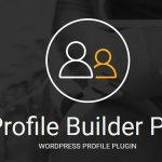 Download Free Profile Builder Pro v2.9.5 - WordPress Profile Plugin