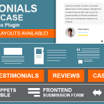 Download Free Testimonials Showcase v1.8 - WordPress Plugin