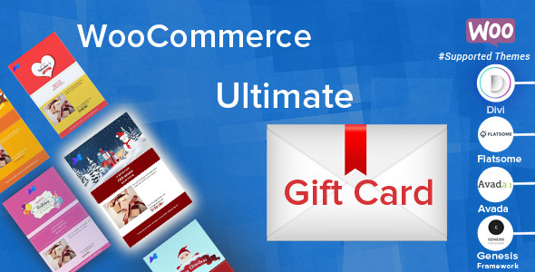 Download Free] WooCommerce Ultimate Gift Card v2 4 3 - Crack Themes