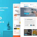 Download Free AirPro v2.1.1 - Heating and Air conditioning Theme