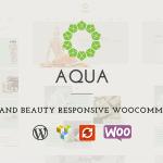Download Free Aqua v3.1.5 - Spa and Beauty Responsive WooCommerce