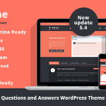 Download Free Ask Me v5.4 - Responsive Questions & Answers WordPress