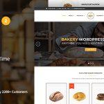 Download Free Bakery v2.2 - WordPress Bakery, Cakery & Food Theme
