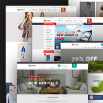 Download Free Caden v1.3.2 - Mega Store Responsive WordPress Theme