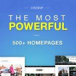 Download Free CheerUp v5.1.0 – Blog / Magazine – WordPress Blog Theme