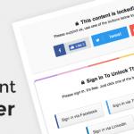 Download Free Content Locker Pro v1.0.16 – Premium WordPress Plugin