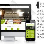 Download Free Fitness Zone v3.5 - Sports, Health, Gym & Fitness Theme