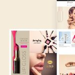 Download Free Iniya v1.1 - Cosmetic WordPress Theme