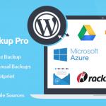 Download Free My WP Backup Pro v1.3.11 - Premium Backup WordPress Plugin