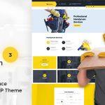 Download Free Renovation v3.5.2 - Home Maintenance, Repair Service Theme
