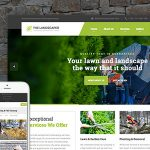 Download Free The Landscaper v1.5 - Lawn & Landscaping WP Theme