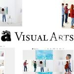 Download Free Visual Arts v1.2 – Art Exhibition, Art School Theme