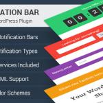 Download Free WP Notification Bar Pro v1.1.22 - Premium Notification Plugin