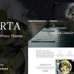 Download Free Caverta - Fine Dining Restaurant WordPress Theme