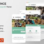Download Free Confidence v3.2.1 - Multipurpose Nonprofit WordPress Theme