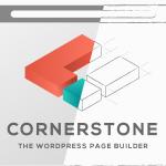 Download Free Cornerstone v3.1.2 - The WordPress Page Builder
