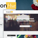 Download Free CouponHut v2.9.4 - Coupons and Deals WordPress Theme