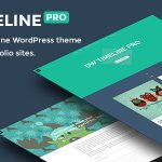 Download Free DW Timeline Pro v1.1.1 - Reponsive Timeline Theme