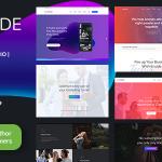 Download Free Enside v1.2.1 - Multipurpose Onepage WordPress Theme