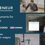 Download Free Entrepreneur v2.0 - Booking for Small Businesses