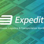 Download Free Expeditor v1.7 - Logistics & Transportation WordPress Theme