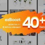 Download Free ezBoozt v1.2.0 – All-in-one WooCommerce WordPress Theme