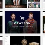 Download Free Grayson v1.5 - A Stylish and Versatile Shop Theme
