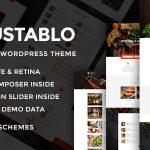 Download Free Gustablo v1.0 - Restaurant & Cafe Responsive Theme