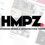 Download Free Hampoz v1.1.2 - Responsive Interior Design & Architecture Theme