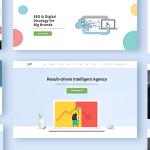 Download Free Marketing Pro v2.6 - SEO WordPress Theme for SEO, Agency