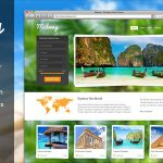 Download Free Midway v3.13 - Responsive Travel WP Theme