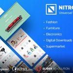 Download Free Nitro v1.6.2 - Universal WooCommerce Theme