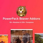 Download Free Beaver Builder PowerPack Addon v2.6.6.1