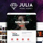 Download Free Julia v1.7.9 – Talent Management WordPress Theme
