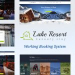 Download Free Lake Resort v1.5 – Resort and Hotel WordPress Theme