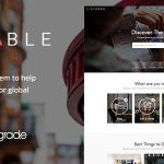 Download Free LISTABLE v1.9.3 - A Friendly Directory WordPress Theme
