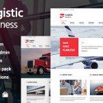 Download Free Logistic Business v1.0.8 - Transport & Trucking Logistics Theme