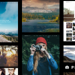 Download Free Photography v5.1 - Responsive Photography Theme