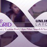 Download Free Pro Grid v2.4 - Ajax Post, Custom Post Display + Filter