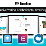 Download Free WP Timeline v3.1 - Responsive timeline plugin