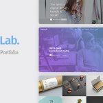 Download Free Creative Lab v1.0.7 - Creative Studio Portfolio & Agency