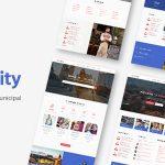 Download Free Dream City v1.0.7 - City Portal & Government Municipal Theme